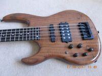 Lefty Carvin bass