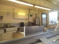 BURGER VAN and well established business for sale in Peterborough