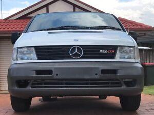 2003 Mercedes-Benz Vito Van/Minivan Kenthurst The Hills District Preview