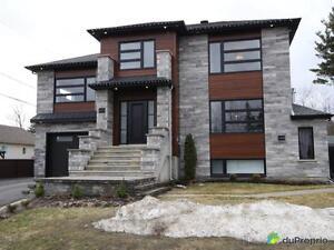499 000$ - Maison 2 étages à vendre à Mascouche