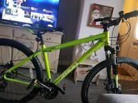 """Raleigh M Trax Graben - Mountain Bike - 29"""" Wheel - 21 Speed"""