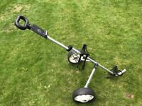 Golf trolley for juniors