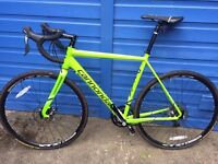 Cannondale CAADX 2017 Tiagra Cyclecross Bike 56cm