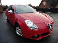 Alfa Romeo Giulietta JTDM-2 Distinctive 5dr (start/stop) (red) 2014