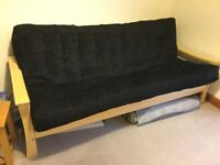 Double bed futon, good as new