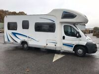 Lunar Champ A670R Camper Van, Low miles excellent condition