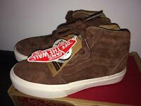 Vans High Tops Boots Size 2 - New!