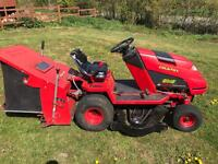 Countax hydrostatic c800he ride on lawnmower