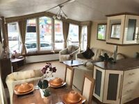 BEAUTIFUL STATIC CARAVAN FOR SALE ON CHERRY TREE HOLIDAY PARK NR GORLESTON GREAT YARMOUTH NORFOLK