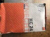 Fuel filter KC24