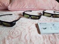 Samsung 3d glasses ( mint)