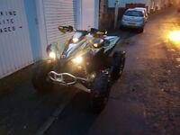 Can am 800 cc quad