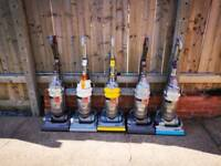 Dyson DC14's fully serviced with free delivery in Hull area part ex welcome £40 each