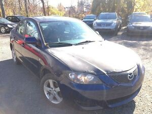 2006 Mazda MAZDA3 AUTOAIR/LOADED/ALLOYS
