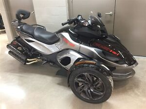 2013 Can-Am Spyder RS-S SE5 RSS SE5 SEMI AUTO