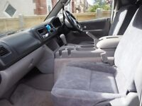 Mazda Bongo Friendee petrol end conversion in excellent condition