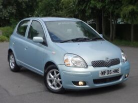 Toyota Yaris 1.3 Automatic auto, Warranty like honda nissan vauxhall citroen cheap car micra c4 polo