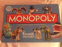 Gromit Monopoly