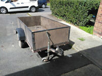 Trailer - box or flatbed