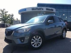 2014 Mazda CX-5 GS FWD GS FWD BSM, SUNROOF, HEATED SEATS, BACKUP
