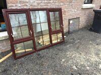 PVC window large