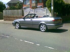SAAB 9-3 SE Turbo Automatic Grey with Power Roof