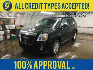 2011 GMC Terrain SLE*BACK-UP CAMERA*BLUETOOTH PHONE*ALLOY WHEELS