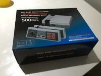 NES Retro Classic Video Game Console for Nintendo Entertainment System Build in 500 Games