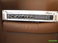 Bugera BVP5500 Bass Amp