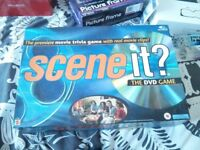 Scene It Premiere Movie DVD Board Game