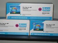 HP CE313A Magenta Compatible Laser Toner Cartridge HP Printers