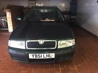 Spares or repairs easy fix Skoda Octavia 1.9 tdi mk1 2001 cheap!!! Still for sale
