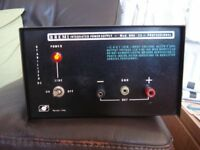 BREMI 10 AMP POWER SUPPLY