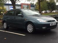 FORD FOCUS 1.6 2003 (52 REG)*£499*VERY LOW MILES*LONG MOT*FULL SERVICE HISTORY*PX WELCOME*DELIVERY