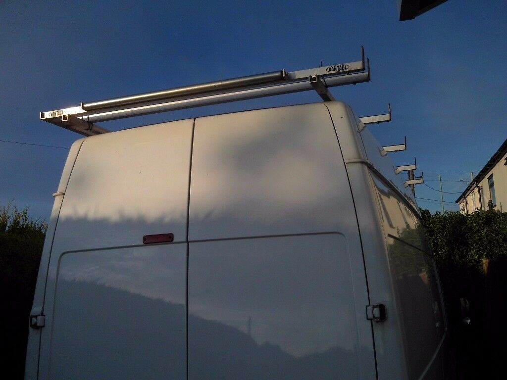 Ford Transit LWB Roof rack and frail