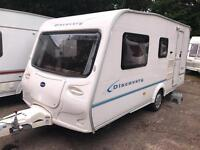 2006 Bailey Discovery 100