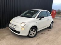 2009 (59) Fiat 500 1.2 Pop 3dr 2 Keys, 12 Months MOT, £30 Road Tax Per Year, Finance Available
