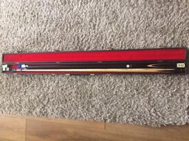 Peradon Joe Davis snooker cue