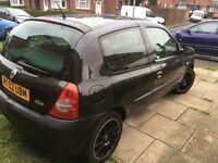Clio 1.2 with push button start