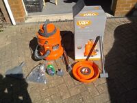 Vax 3 in 1 vacuum/hoover and carpet cleaner.