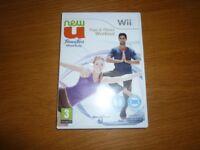 Nintendo Wii Yoga & Pilates Workout