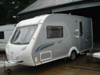 R&K CARAVANS 2008 STERLING ECCLES DIAMOND , 12 MONTHS WARRANTY