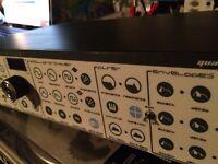 Studio electronics atcxi midi synth quad filter system