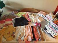 Huge bundle of girls clothes 3-6m