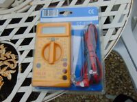 electrical tester in packet..collect aberbargoed