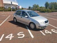 2001 SKADO FABIA 1.4 5 DOOR FAMILY CAR ONLY 80,000 MILES FULL 12 MONTHS MOT