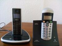 iDECT V2i Cordless Phone with answering machine & Binatone e3300 Cordless Phone