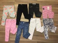 2-3 year old girls jeans/leggings