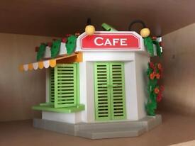 Playmobil Cafe
