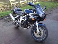 BREAKING 1999 SUZUKI SV650S ALL PARTS AVAILABLE